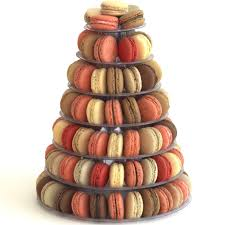 macaron tower mille feuille bakery