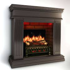 electric fireplace heater insert logs corner suzannawinter com