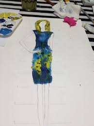 fashion sketching with pippa mcmanus perth fashion stylist