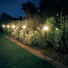 Landscaping Solar Lights Solar Yard Lighting Solar Powered Garden Lights Gardens And