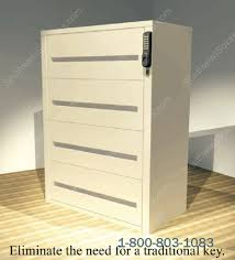 Secure Filing Cabinet File Cabinet Ideas Used Rotary Secure Medical Filing Cabinets On