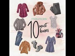 10 Must Haves For A by 10 Must Haves For Fall