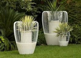 Modern Garden Planters Mist Planters Contemporary Garden Furniture At Go Modern