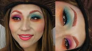 mad hatter tutorial easy last minute halloween makeup itshalo