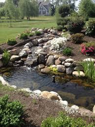 pond build lancaster pa c e pontz sons landscape contractors