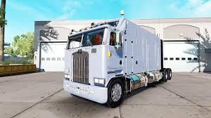kenworth aerodyne truck kenworth k100 aerodyne for american truck simulator
