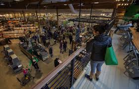Washington travel supermarket images Kroger tries out new green supermarket in gig harbor the jpg