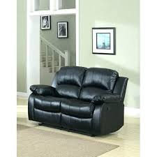 Reclining Sofa With Center Console Reclining Sofa Center Console Covers Classic Black