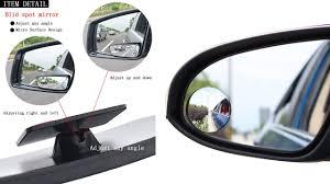 Driving Blind Spot Check Top 5 Best Cheap Blind Spot Mirror Reviews 2017 Best Blind Spot