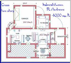 winsome design 4000 square foot bungalow plans 12 a straw bale