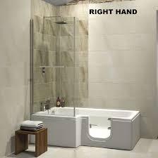 bathroom interesting p shaped shower bath designs sheirma home bathroom