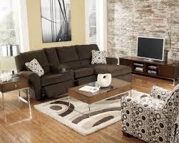 Rustic Laminate Wood Flooring Furniture Elegant Brown Recliner By Ashley Furniture Austin With