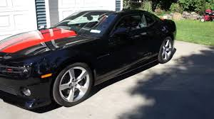 2010 chevy camaro rs for sale sold 2010 camaro 2ss rs for sale black inferno orange one owner