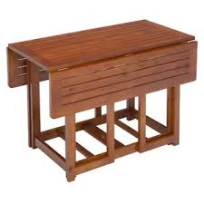 Folding Patio Tables Youll Love Wayfair - Collapsible kitchen table