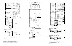 3 Storey Commercial Building Floor Plan By Ideal Developments Luxury Estates Homes In Markham