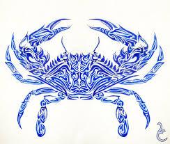 12 latest crab tattoo designs