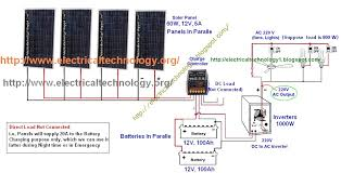 12v solar panel wire diagram 12v wiring diagrams
