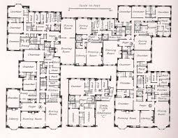 trendy mansion floor plans on floor with typical floor plan of