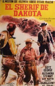si e de el sherif de dakota sie nannten ihn gringo called gringo