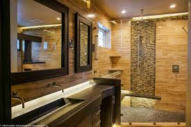 Spa Like Bathroom Designs Modern Spa Like Master Bath Makover Contemporary Bathroom