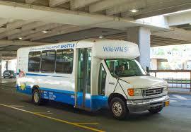 Honolulu Airport Map Daniel K Inouye International Airport Intra Airport Transportation