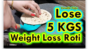super weight loss roti 3 lose 5kg in 15 days indian meal plan