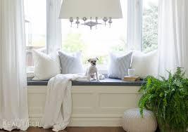 Bench Seat With Storage Diy Window Bench With Storage A Burst Of Beautiful