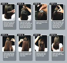 ladies hair pieces for gray hair pin by zheng lexi on how to do hair extension pinterest hair