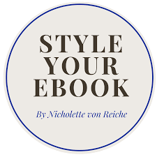 style your ebook