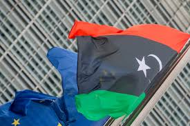 Lybian Flag Eu Commends Destruction Of Libya U0027s Chemical Weapons Stockpile