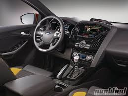 ford focus interior 2016 2013 ford focus st modified magazine