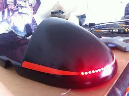 how to make custom led tail lights tailpiece cafe matty