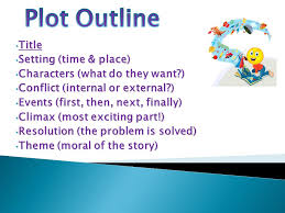 A Place Plot Elements Of Plot What S In A Story Ppt
