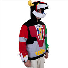 Voltron Halloween Costume Voltron Hoodie Christmas
