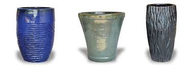 Glazed Ceramic Pots Glazed Pots Large And Midsized Pots And Planters Wholesale