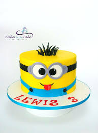 minion birthday cake ideas best minions birthday cakes ideas on minion despicable me cake and