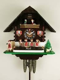 How To Wind A Cuckoo Clock Heidi U0026 The Musicians One Day 2108m