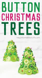 diy button trees hey let s make stuff