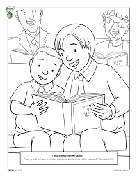 lds coloring pages i can be a good exle lds coloring pages 2018 2009