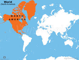 america in world map america location map location map of america