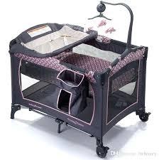 Portable Crib Bedding Portable Folding Bed Selv Me