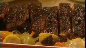video how to cook easy style pork spare ribs martha stewart