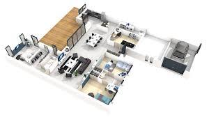 maison avec 4 chambres plan maison 4 chambres suite parentale free great plan maison plain