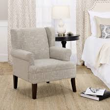 Leather Accent Chairs For Living Room Wingback Chair Chairs For Living Room Narrow Accent Chair