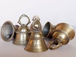 original temple bell small vintage scaramanga
