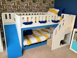 Boys Bunk Beds With Slide Best 25 Toddler Bunk Beds Ideas On Pinterest Boy Bunk Beds