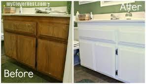 how to refinish bathroom cabinets refinish bathroom cabinets astrid clasen