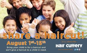 free haircuts hope center hagerstown