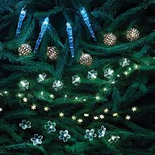 how to properly string lights on a tree martha stewart