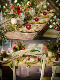 30 woodland wedding table décor ideas deer pearl flowers part 2